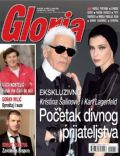 Gloria Magazine [Croatia] (3 February 2011)