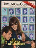 Domenica del Corriere Magazine [Italy] (10 February 1970)