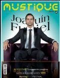 Joaquín Furriel on the cover of Mustique (Argentina) - April 2013