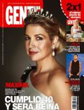 Queen Maxima Of Netherlands on the cover of Gente (Argentina) - May 2011