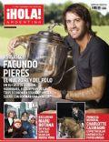 Hola! Magazine [Argentina] (14 December 2010)
