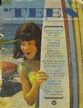 Donna Loren on the cover of Teen (United States) - June 1963