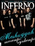 Inferno Magazine [Finland] (March 2012)