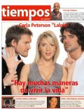 Carla Peterson, Juan Navarro, Luciano Castro on the cover of Other (Argentina) - August 2007