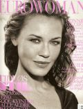 Connie Nielsen on the cover of Eurowoman (Denmark) - October 2008