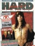 Steven Tyler on the cover of Hard Force (France) - April 1993