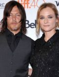 Norman Reedus and Diane Kruger