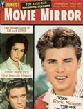 Ricky Nelson on the cover of Movie Mirror (United States) - March 1959