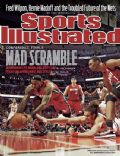 LeBron James on the cover of Sports Illustrated (United States) - May 2011