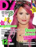 Demi Lovato on the cover of Dream You (Turkey) - March 2014