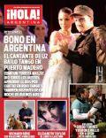 Hola! Magazine [Argentina] (30 March 2011)