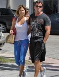 Carlos Ponce and Ximena Duque