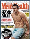 on the cover of Mens Health (Australia) - April 2013