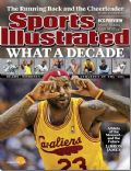 LeBron James on the cover of Sports Illustrated (United States) - December 2009