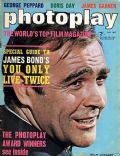 Sean Connery on the cover of Photoplay (United Kingdom) - July 1967
