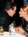 Sophia Thomalla and Till Lindemann