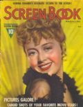 Joan Blondell on the cover of Screen Book (United States) - May 1938