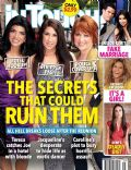Beyoncé Knowles, Caroline Manzo, Demi Moore, Jacqueline Laurita, Kim Kardashian, Kris Humphries, Teresa Giudice on the cover of In Touch Weekly (United States) - November 2011
