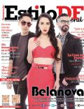 Belanova, Denisse Guerrero on the cover of Estilo Df (Mexico) - March 2014