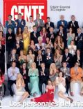 Adrián Suar, Araceli González, Benjamín Amadeo, Carmen Barbieri, Catherine Fulop, Florencia De la Vega, Griselda Siciliani, Jessica Cirio, Jorge Lanata, Juan Minujín, Juan Pedro Lanzani, Karina Jelinek, Laura Esquivel, Luisana Lopilato, Mariana Fabbiani, Martina Stoessel, Mirtha Legrand, Moria Casán, Natalia Oreiro, Nicolas Francella, Oriana Sabatini, Pamela David, Susana Giménez, [[5197782|veronica-l on the cover of Gente (Argentina) - December 2013