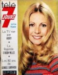 Télé 7 Jours Magazine [France] (12 January 1974)