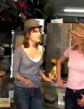 Kim Dickens and Jill Sobule