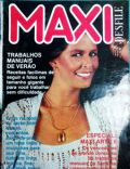 Unknown on the cover of Maxi Desfile (Brazil) - November 1980