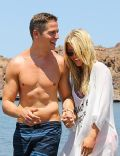 Jason Kennedy and Lauren Scruggs