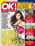 OK! Magazine [Venezuela] (12 September 2011)