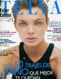 Esther Cañadas on the cover of Telva (Spain) - June 1998