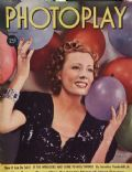 Irene Dunne on the cover of Photoplay (United States) - January 1938