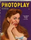 Jeanne Crain on the cover of Photoplay (United Kingdom) - January 1956