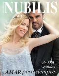 Fabian Cubero, Nicole Neumann on the cover of Nubilis (Argentina) - November 2013