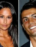 Rita Pereira and Cristiano Ronaldo
