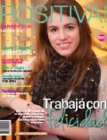 Laura Esquivel on the cover of Positif (Argentina) - May 2014