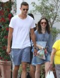Lily Collins and Jason Vahn