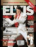 Elvis Presley on the cover of National Enquirer (United States) - January 2013