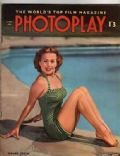 Jeanne Crain on the cover of Photoplay (United Kingdom) - June 1953
