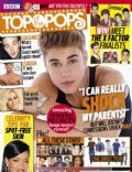Justin Bieber, Rihanna on the cover of Top Of The Pops (United Kingdom) - January 2013
