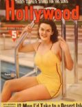 Jane Russell on the cover of Hollywood (United States) - June 1941