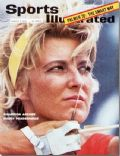 on the cover of Sports Illustrated (United States) - August 1963