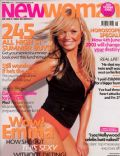 Emma Bunton on the cover of New Woman (United Kingdom) - June 2003