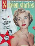 Jane Powell on the cover of Screen Stories (United States) - September 1951