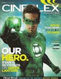 Ryan Reynolds on the cover of Cineplex (Canada) - June 2011