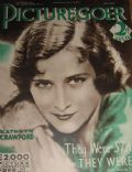 Kathryn Crawford on the cover of Picturegoer (United Kingdom) - April 1932