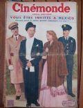 Cinemonde Magazine [France] (9 January 1950)