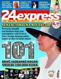24 Sata Express Magazine [Croatia] (25 August 2011)