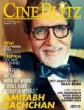 Amitabh Bachchan on the cover of Cineblitz (India) - September 2013