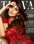 Penélope Cruz on the cover of Telva (Spain) - December 2013