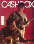 Curt Smith, Roland Orzabal on the cover of Cashbox (United Kingdom) - April 1985